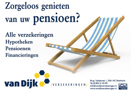 Zorgeloos genieten van uw pensioen?
